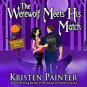 The Werewolf Meets His Match Audiobook