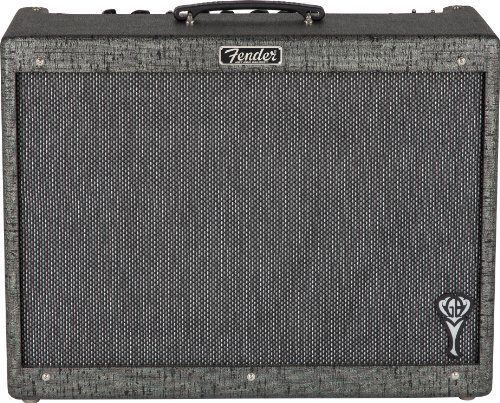 Fender George Benson Hot Rod Deluxe 40-Watt 1x12-Inch Combo Guitar Amplifier (Fender Hot Rod Deluxe Footswitch compare prices)