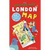 The Adventure Walks London Map: 20 London Sightseeing Walks for Familiesby Becky Jones