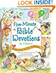 FIVE MINUTE BIBLE DEVOTIONS FOR CHILD...