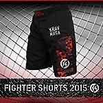 Krav Maga Training Shorts Fighter 2015