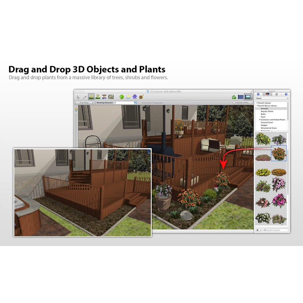 Punch Landscape Design V17 5 Download Dealtrend