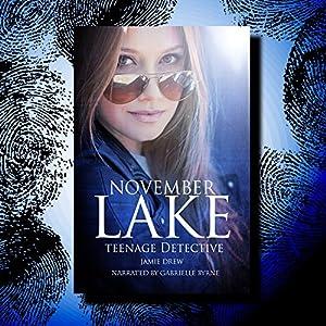 November Lake: Teenage Detective Audiobook