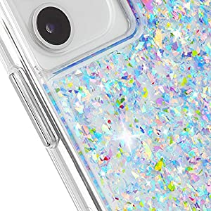 Case-mate - iPhone 11 Case - Twinkle - Reflective Foil Elements - 6.1 - Twinkle Confetti (Color: Twinkle Confetti)