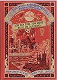 Von der Erde zum Mond / Reise um den Mond (Reprint Hartleben)