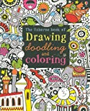 img - for The Usborne Book of Drawing, Doodling and Coloring book / textbook / text book