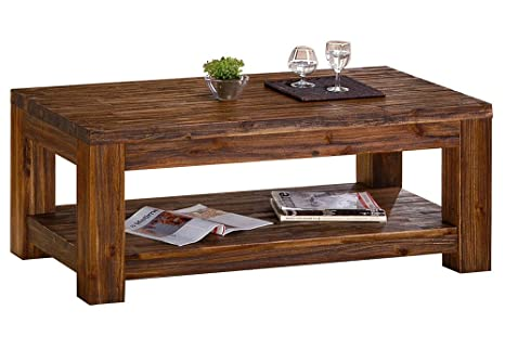 Martello Dark Brown Coffee Table