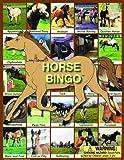 Lucy Hammet Bingo Juegos LH9177 caballo Bingo juego educativo