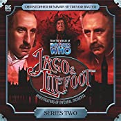 Jago & Litefoot Series 2 | Mark Morris, Jonathan Morris, Andy Lane, Justin Richards