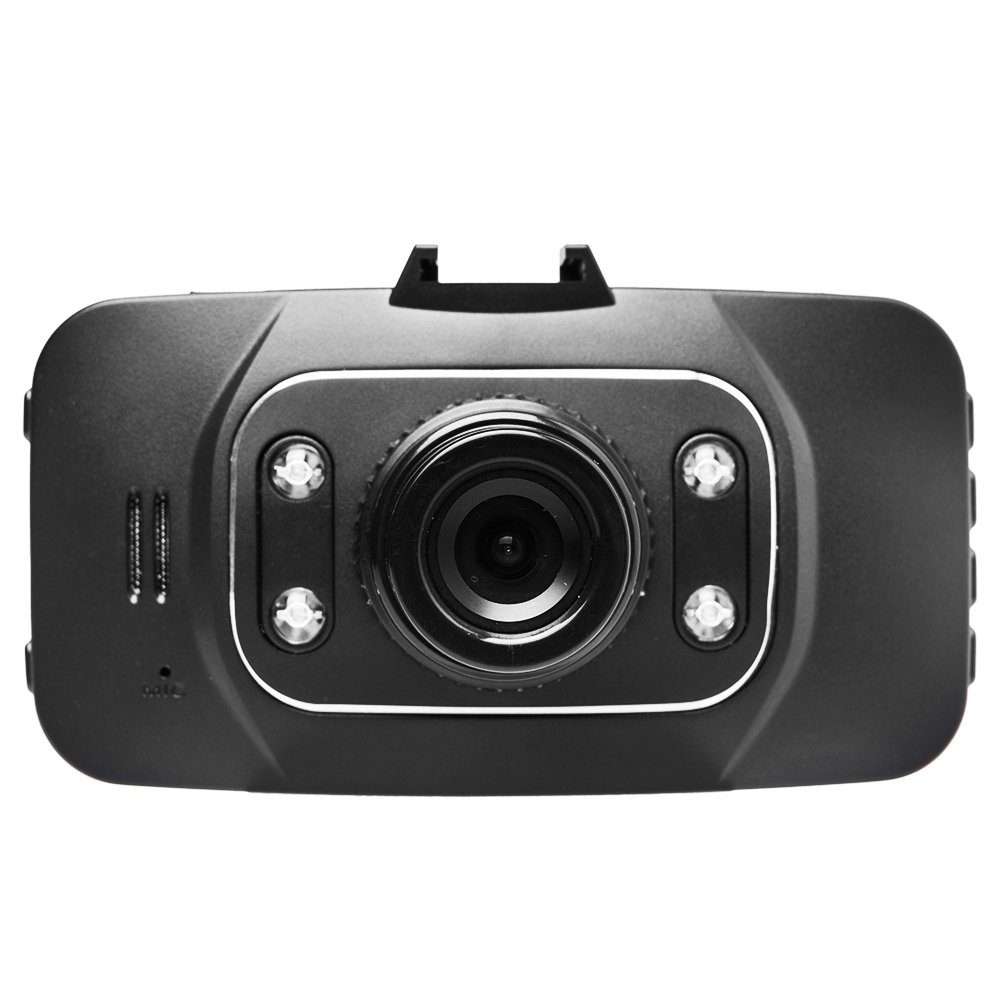 High-point Global Car Blackbox 2.7'' GS8000L FHD 1080p 140 Degree Wide Angle 1920 X 1080 Car DVR Dash Camera Camcorder Video Recorder G-sensor With 8G TF Card