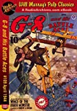 img - for G-8 and His Battle Aces #109 April 1944 book / textbook / text book