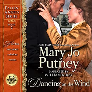Dancing on the Wind: Fallen Angels, Book 2 | [Mary Jo Putney]