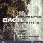 Bach: Cantatas Bwv 7 30 167