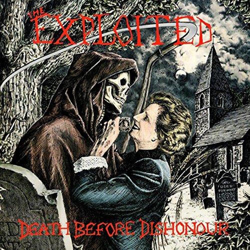 Death Before Dishonour [VINYL]