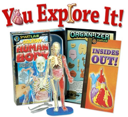 Smart Lab You Explore It: Human Body Model (The Human Body Model compare prices)