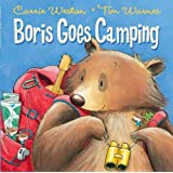 Boris Goes Campingby Carrie Weston