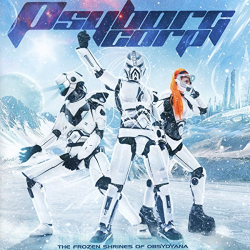 Psyborg Corp.-The Frozen Shrines Of Obsydyana-CD-FLAC-2014-FWYH Download
