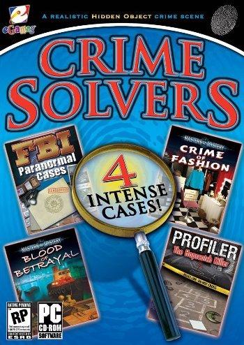 Crime Solvers Mystery Bonus 4 Pack