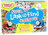 img - for Thomas & Friends Super Look and Find Activity Pad book / textbook / text book