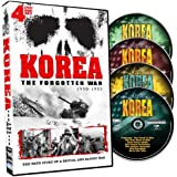 Korea The Forgotten War - 4 DVD Set!