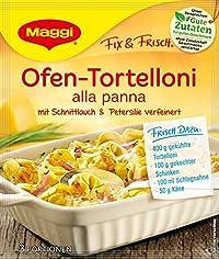 Maggi Fix For Ofen-Tortelloni alla panna