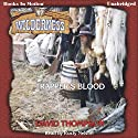 Trapper's Blood: Wilderness Series, Book 17 (       UNABRIDGED) by David Thompson Narrated by Rusty Nelson