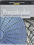 img - for Precalculus Graphical, Numerical, Algebraic Eighth Edition TE book / textbook / text book