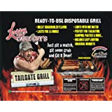 Larry The Cable Guy's LTG2 Ready-to-Use Portable BBQ Grill, Standard Size (Discontinued by Manufacturer)