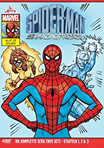 Spider-Man and His Amazing Friends - Die komplette Serie - Box [4 DVDs]