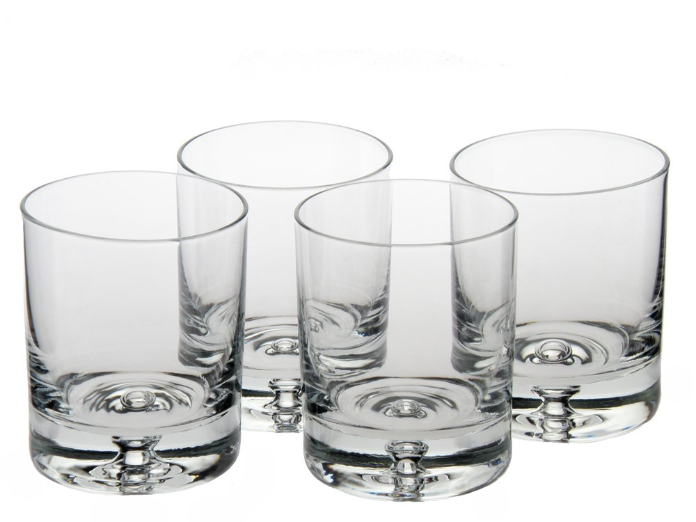 double old fashioned glasses crate and barrel crystal set new free shipping waterford marquis vs fash