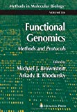 img - for Functional Genomics (Methods in Molecular Biology) book / textbook / text book