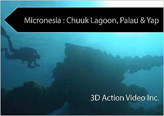 Micronesia : Chuuk Lagoon, Palau & Yap (Travel Guide, Dive Guide, Dive)