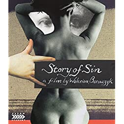 Story of Sin [Blu-ray]