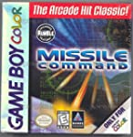 Missile Command with Rumble (Game Boy...
