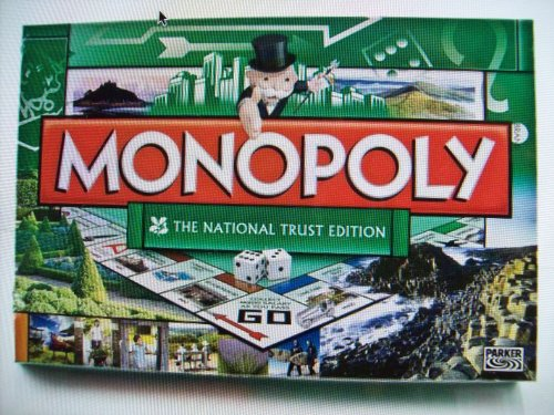 Monopoly National Trust Edition