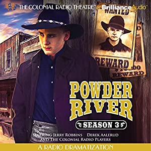 Powder River - Season Three Radio/TV Program
