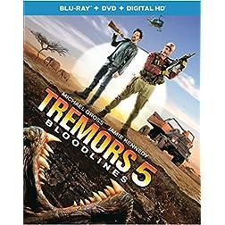 Tremors 5: Bloodlines [Blu-ray]