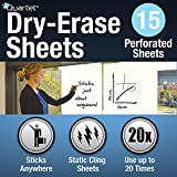 Quartet Dry Erase Sheets, Anywhere, 15 Sheet Roll (85563)