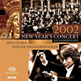 New Year\'s Day Concert 2002 (Hybr) (Ms)