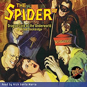 Spider #22 July 1935 (The Spider) Audiobook