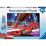 Ravensburger Fast Sports Car Puzzle (200-Piece)