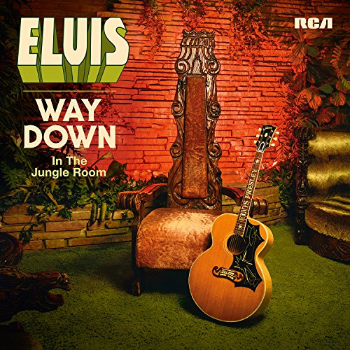 Elvis Presley - Way Down In The Jungle Room - Zortam Music