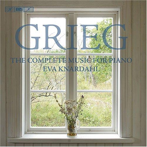 Eva Knardahl – Grieg The Complete Music For Piano (12CD Box Set) (2006) [FLAC]