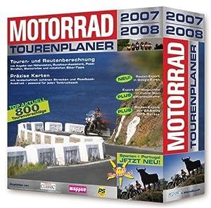motorrad tourenplaner 2007 2008 dvd windows 2000 xp vista software. Black Bedroom Furniture Sets. Home Design Ideas