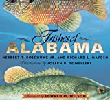 img - for Fishes of Alabama book / textbook / text book