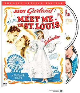 Meet Me In St Louis Two-disc Special Edition by Warner Home Video