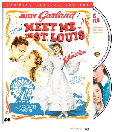 Cover art for  Meet Me In St. Louis (Two-Disc Special Edition)