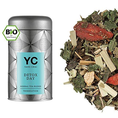 Yang-Chai-Detox-Day-Bio-Detox-Kruter-Tee-Mischung-in-Metall-Teedose-100g