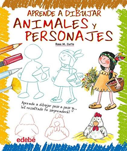 Aprende a dibujar animales y personajes