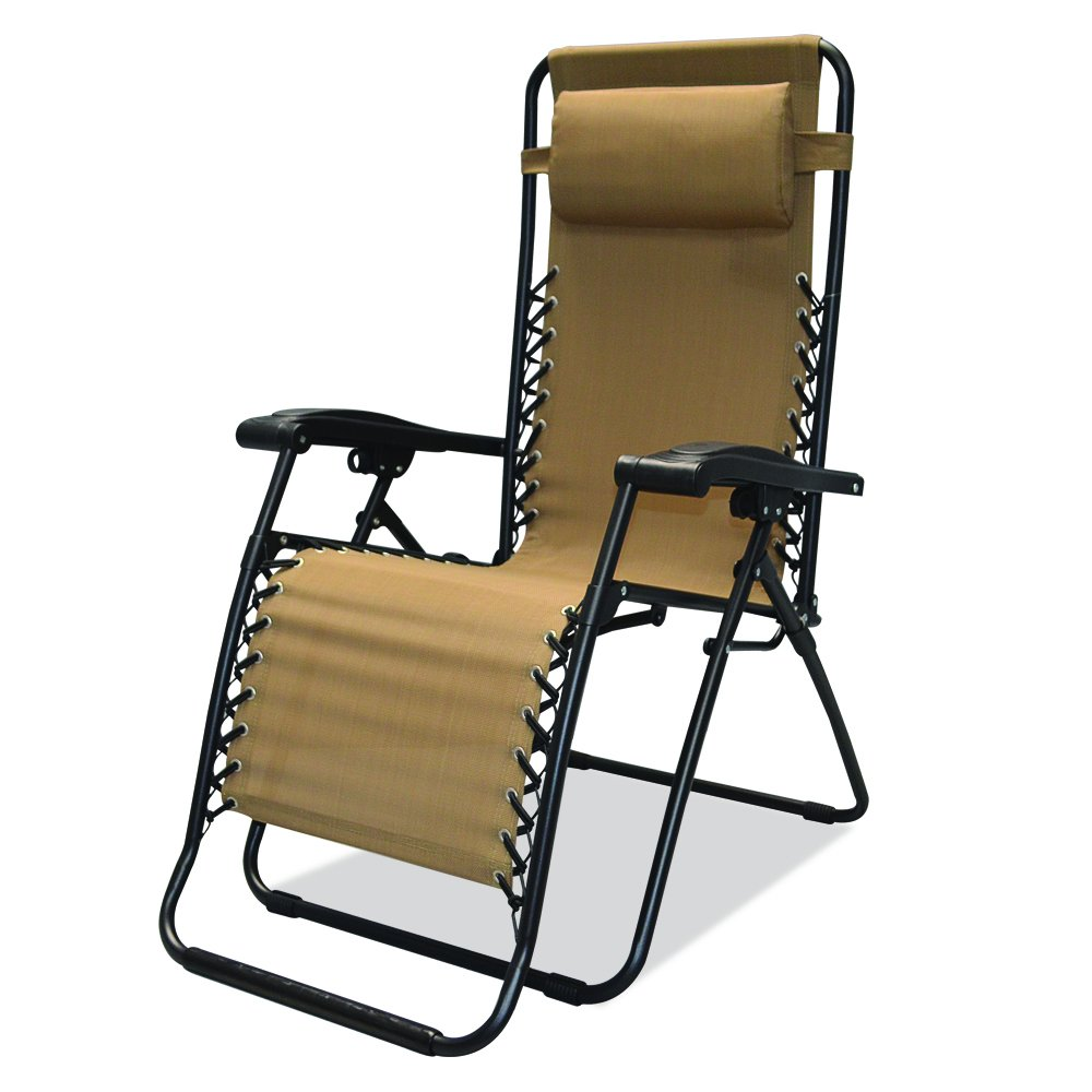 Patio gravity chair - Does Not Apply